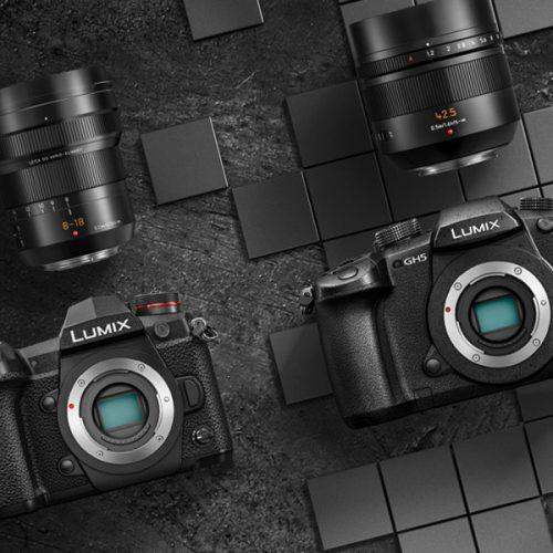 HTML5-Banner für Panasonic Lumix Kameras wird abgespielt