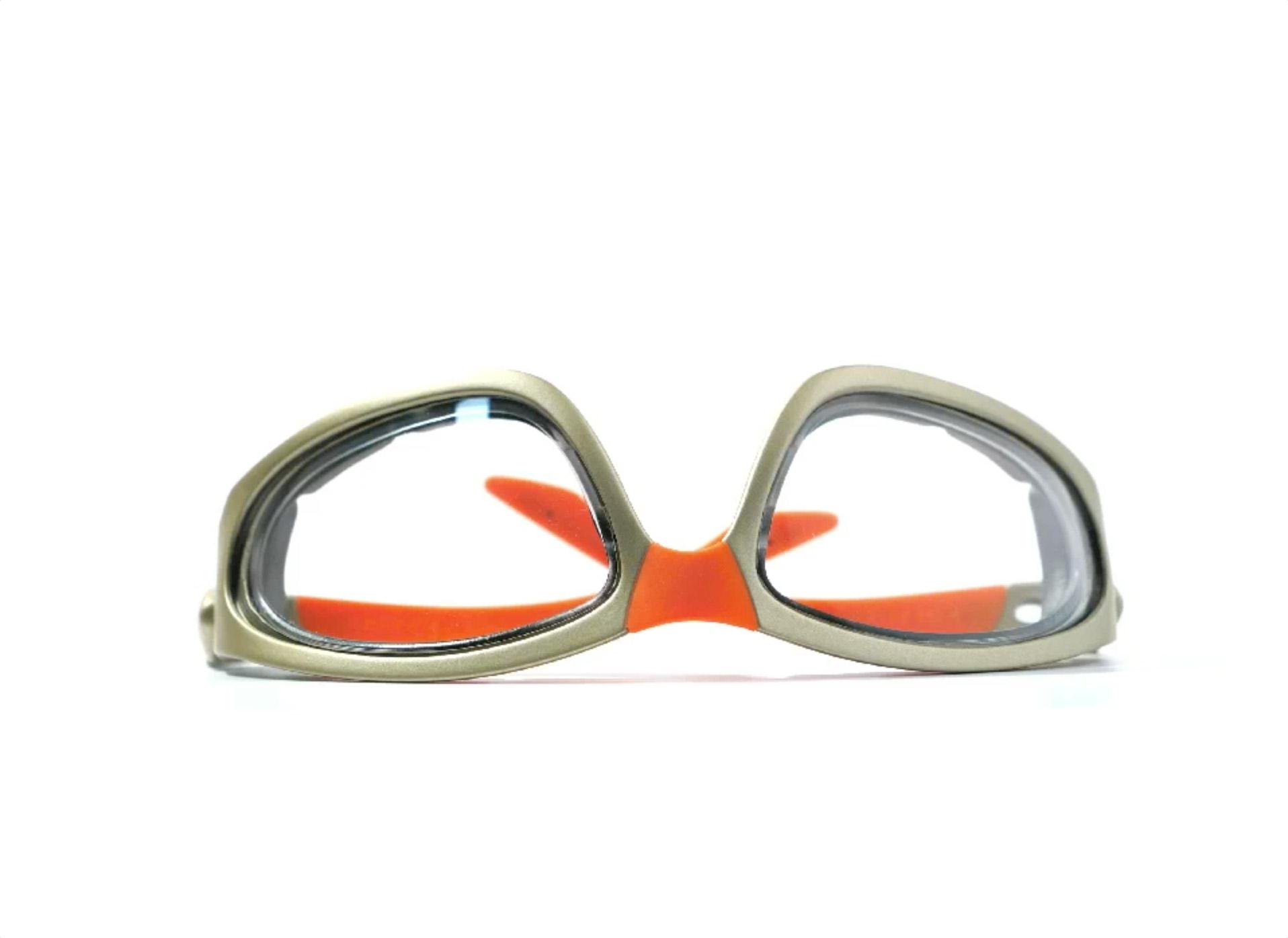 360° Fotografie einer Schutzbrille